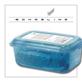 Σκόνη λεύκανσης BLUE COMPACT αμμωνία - ECHOSLINE
