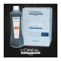 Blondys - Oil Whitener + enhancer - L OREAL PROFESSIONNEL - LOREAL