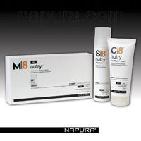 NUTRY : Kuivat hiukset - NAPURA