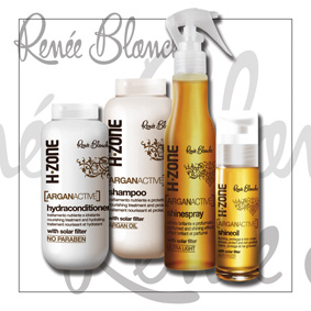 H • ZONA : ARGAN ACTIVE - RENEE BLANCHE