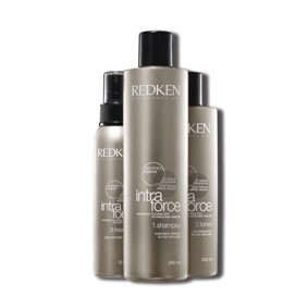 INTRAFORCE - PELO NATURAL - REDKEN