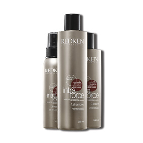 INTRAFORCE - COLORATE HAIR - REDKEN