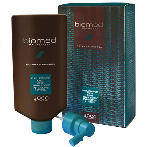 BIOMED: FULL POWER MEN ANTI-LOSS INTENSIVE LOTION - SOCO