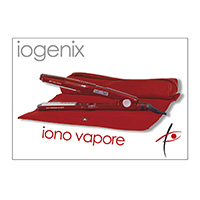 IOGENIX : IONIC STEAM STRAIGHTENER - DUNE 90