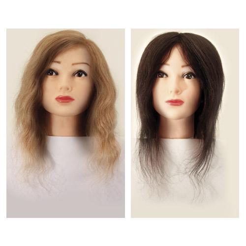 HIUSTEN malli cod. 003 - 004 - HAIR MODELS