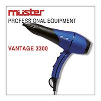 Sušilec za lase VANTAGE 3300 - MUSTER