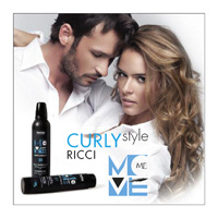 MOVE ME : CURLY STYLE - DIKSON