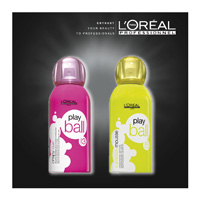 PLAY BALL FOAM - L OREAL PROFESSIONNEL - LOREAL
