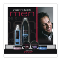 MEN : complete line Hair & Shave - CHARME & BEAUTY