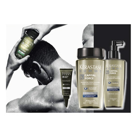 CAPITAL FORCE - KERASTASE