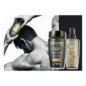 CAPITAL FORCE ANTI- FAT et densification - KERASTASE
