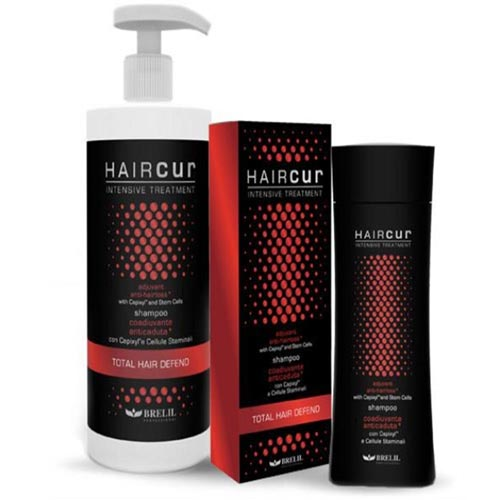 BRELIL: DANDRUFF HAIR CUR LINE - BRELIL PROFESSIONAL