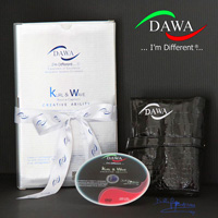 DAWA &卷发波浪