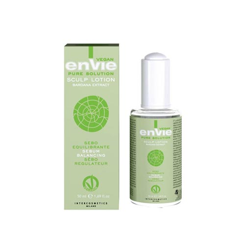 ENVIE VEGAN REN LÖSNING: SKULPTURER LOTION TALG REGULATOR - ENVIE