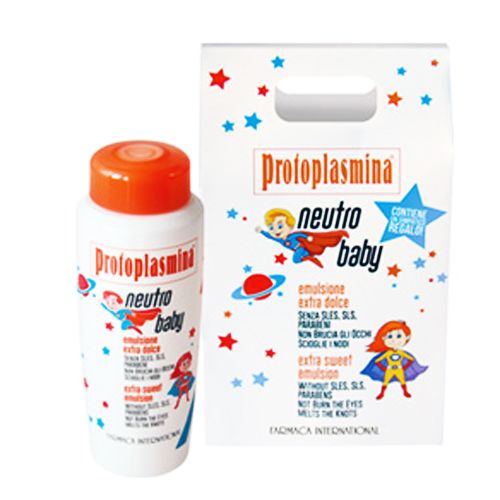 PROTOPLASMINA ESPECIAL: CHAMPÚ NEUTROBABY - FARMACA INTERNATIONAL