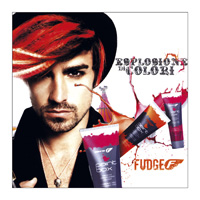 FUDGE PAINTBOX - cores extremas