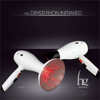 HG DRYER HAIR DRYER INFRARED - HG