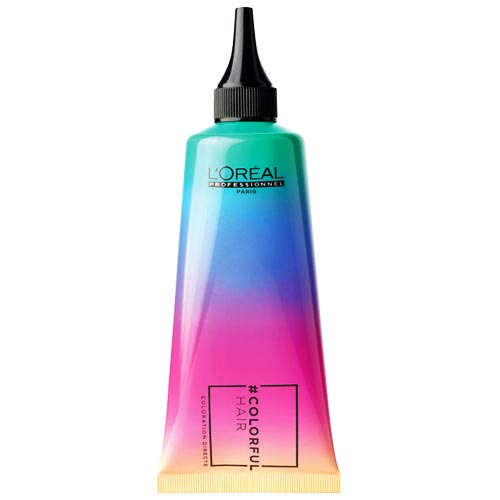 #COLORFUL HÃ…R - L OREAL PROFESSIONNEL - LOREAL