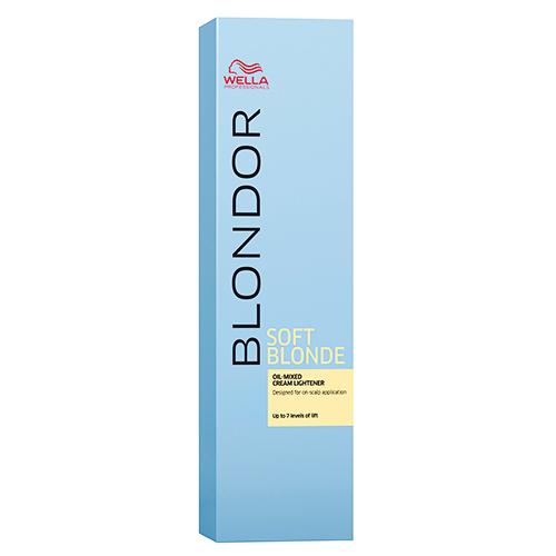 בלונדינית BLONDOR-סופט קרם - WELLA PROFESSIONALS