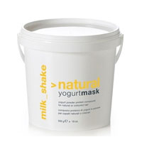 MILK_SHAKE maustamatonta jogurttia MASK